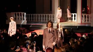 LFW 2017 -  Joshua Kane - SS18 - ART IN FUSION TV