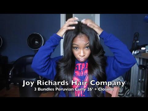 Joy Richards Hair Review