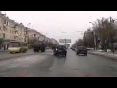 Ukraine Today.News 05 02 2015,Just another column of Russian troops in Luhansk