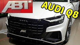 ABT Audi Q8 50 TDI 286 HP? NO 330 HP | ABT SPORTSLINE