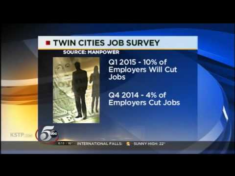 ManpowerGroup Releases 2015 Twin Cities Hiring Outlook