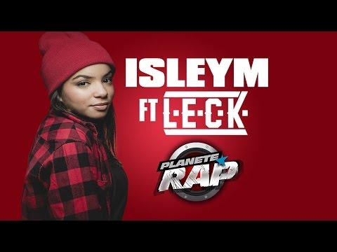 """Encore et encore"" ISLEYM feat Leck, version Skyrock !"