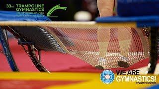 2018 Trampoline Worlds Lineup of Champions We are Gymnastics!