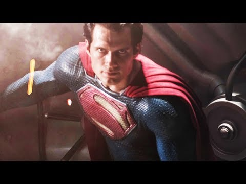 Man of Steel trailer oficial