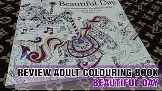 Review Adult Colouring Book Ep1
