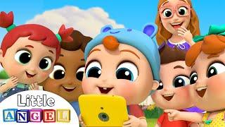 Playtime At School | Nursery Rhymes & Kids Songs by Little Angel