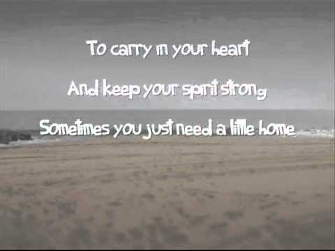 Rascal Flatts - A Little Home