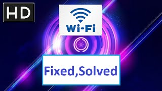 Wifi authentication problem in android mobile solution, fixed[with instructions] New trick HD video