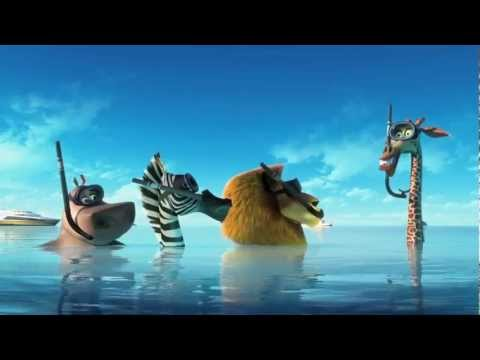 Madagascar 3: Europe's Most Wanted ~ Trailer