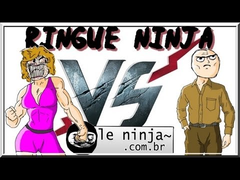 Ringue Ninja: TPM Vs Homem