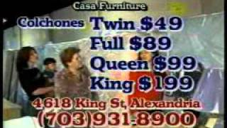 Original Casa commerical
