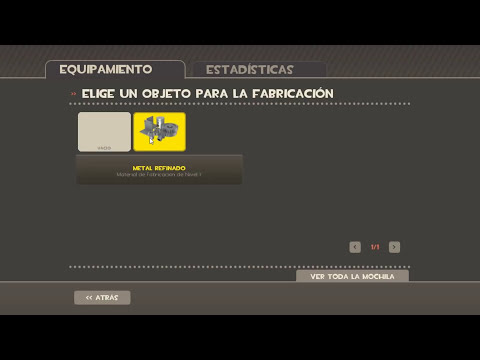 [NG] | Team Fortress 2 | Tutorial de la Chatarra y el Metal