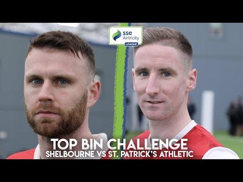 TOP BIN CHALLENGE | Ciaran Kilduff vs Ian Bermingham