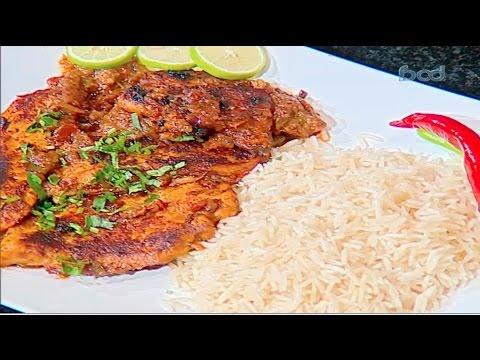 فليه الدجاج بالصوص المكسيكي  الشيف #غفران_كيالي من برنامج #هيك_نطبخ #فوود