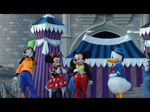 Dream-Along With Mickey, Magic Kingdom, Walt Disney World, (HD 1080p)