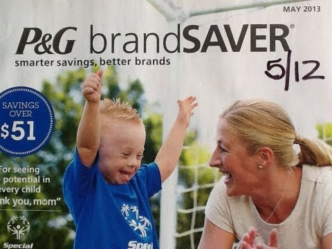 Proctor and Gamble P&G Coupon Insert Preview 5-12-13