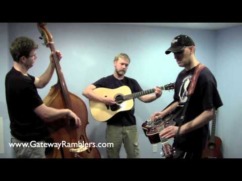 Canon In D - performed by The Gateway Ramblers - St. Louis Bluegrass Band