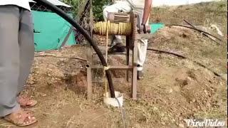 Borewell pump lifting machine Mo.9623931796&7066378870 V2 streaming