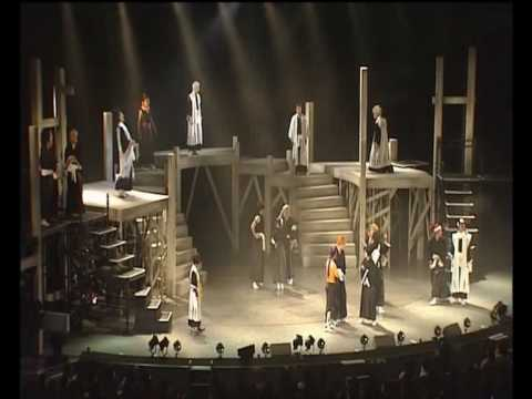 Rock Musical Bleach The Live Bankai Show Code 002 Subbed Part 1