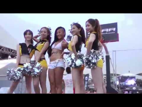 SlamBall in Jin Shan Hot Wave Music Festival Highlights