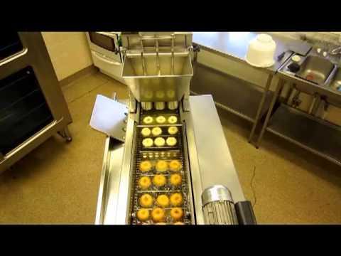 Mini Donut Machine MP3 Demo