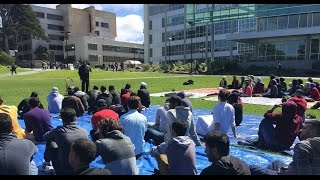 Muslim student association host Islam awareness week