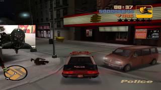 Zagrajmy w GTA / Grand Theft Auto 3 Gameplay