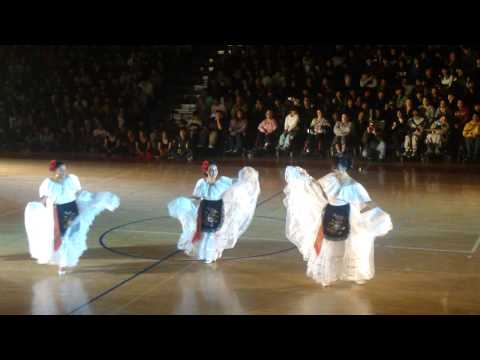 Mexican Cultural Dance at Independence High School