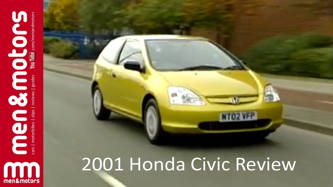 Honda Civic Modulo 2001 2001 Honda Civic Review