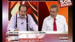 Ahmet Tezcan ile Can Ataklı arasındaki sert başbakan tartışması!