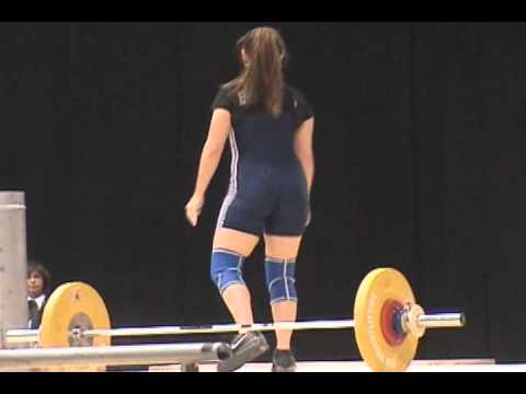 American Open 201 womens 53kg class PART 1