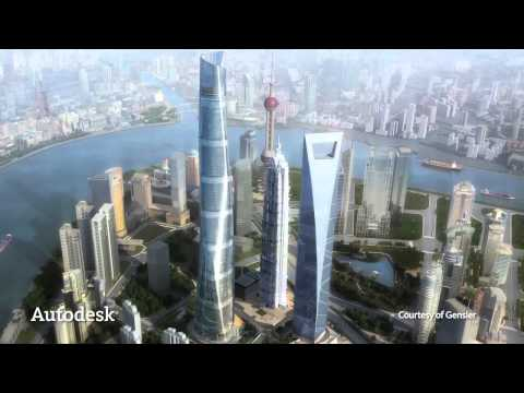Autodesk Official Show Reel 2012