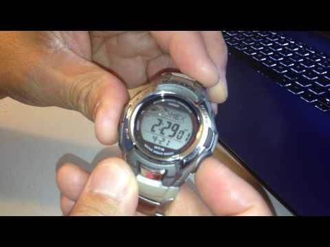 The WatchBox Review: Casio G-Shock. MTG-900DA