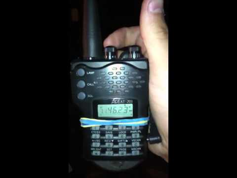 Portable Yagi / Beam Antenna for VHF / 2m HAM Radio Part 2 of 2