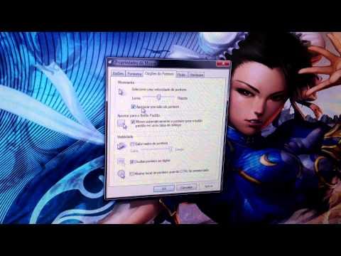 Como configurar o mouse para jogos (SUPER DICAS)