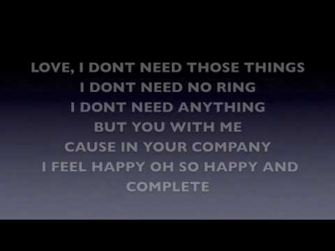 Valentine Lyrics- Kina Grannis video
