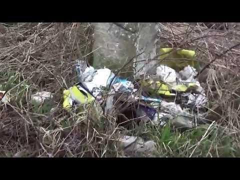 Притон наркоманов на стадионе , возле школы № 8 в Василькове