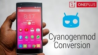 OnePlus One - Color OS to Cyanogenmod Conversion (/w OTA & Google Play)