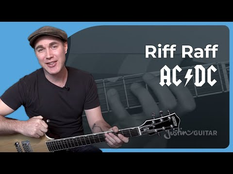 Lesson Guitar - Lesson With Angus Malcolm Young