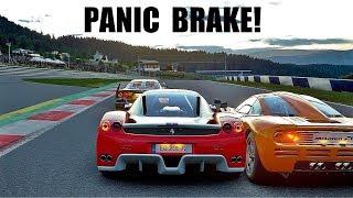 GT Sport - Panic Brake!