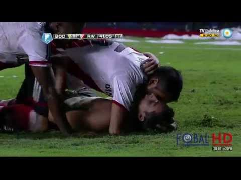 Boca 1 - River Plate 2 | Relatos: Mariano Closs | Torneo Final 2014 - Fecha 10