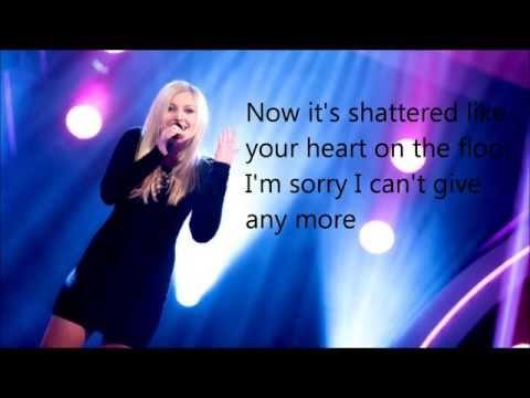Astrid Smeplass - Shattered Lyrics