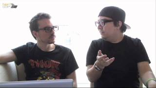 Thumb Nerdcore Podcast 102: Leo y Akira desde Japón