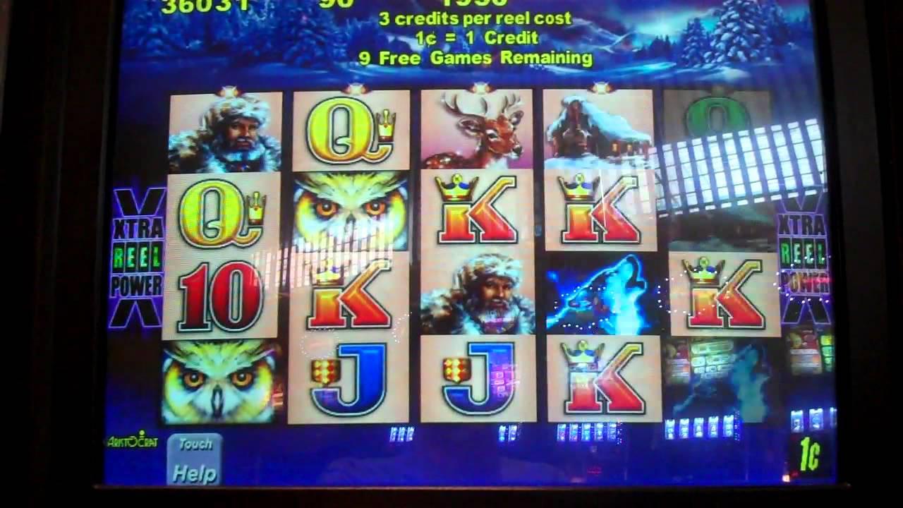 Slot Machines  Coushatta Casino Resort