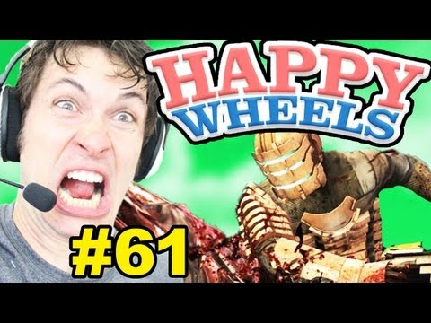 Happy Wheels - DEAD SPACE