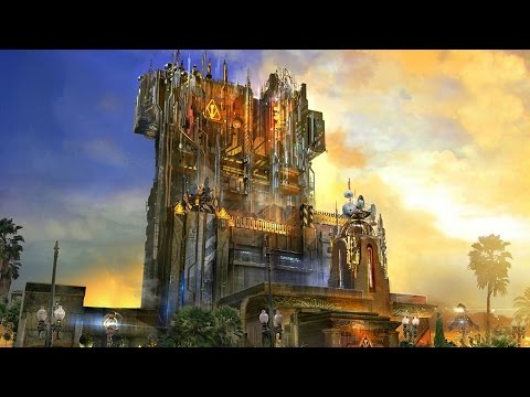 Guardians of the Galaxy - Mission: BREAKOUT! Coming to Disney California Adventure Park