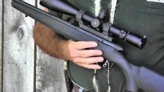 Shooting the Savage B-MAG 17 Winchester Super Magnum Rimfire Bolt-Action Rifle - Gunblast.com