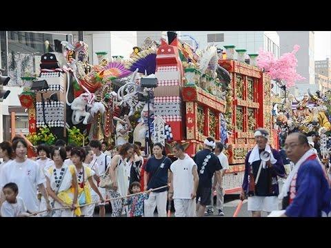 八戸三社大祭前夜祭