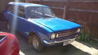 Walkaround my new project! 1977 Morris Marina 1.3 Deluxe Estate