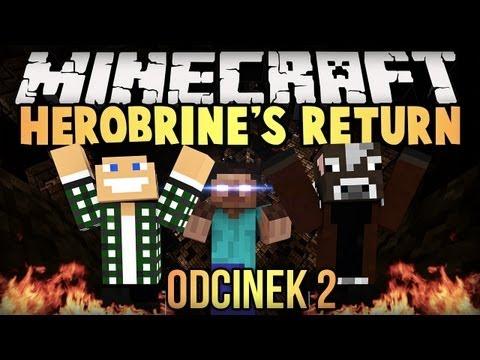 Minecraft Herobrine's Return: Remek, pogromca beboków - odc. 2